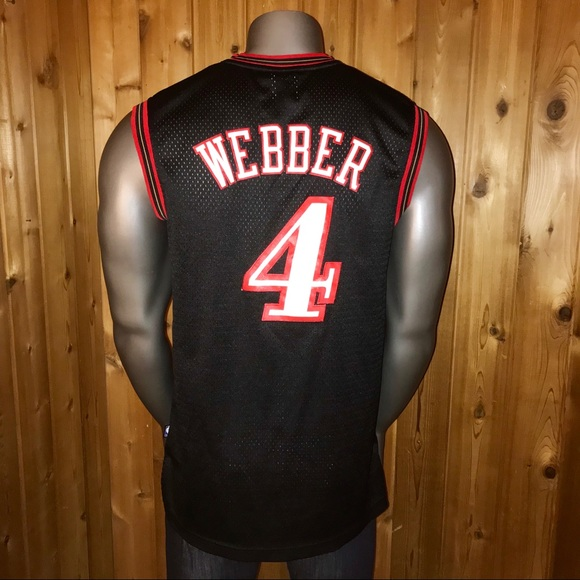 c18d13c8623 Reebok Shirts   Philadelphia 76ers Chris Webber Jersey   Poshmark